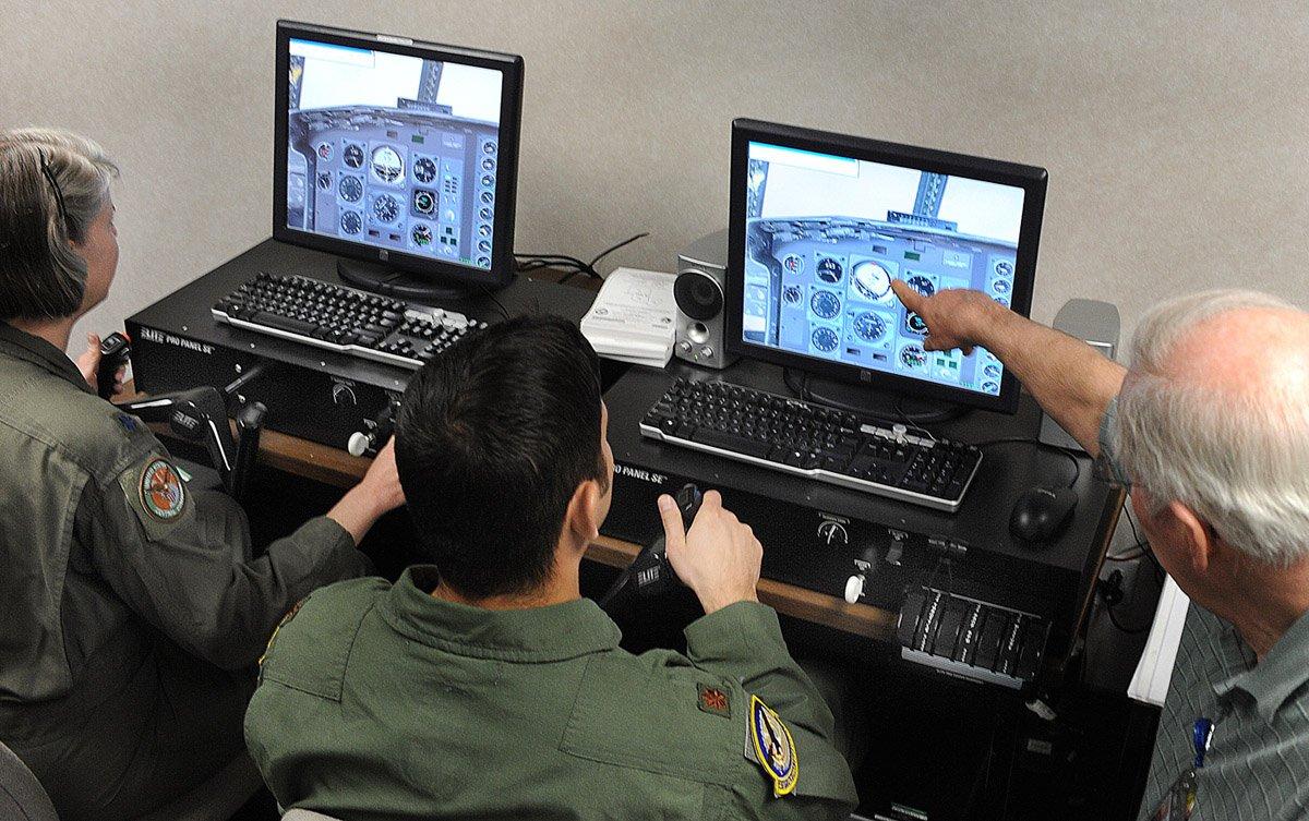 USAF using FS
