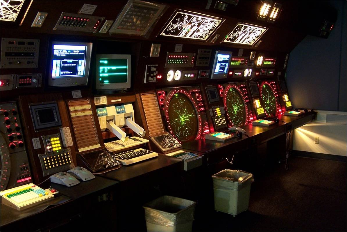 Typical ATC room