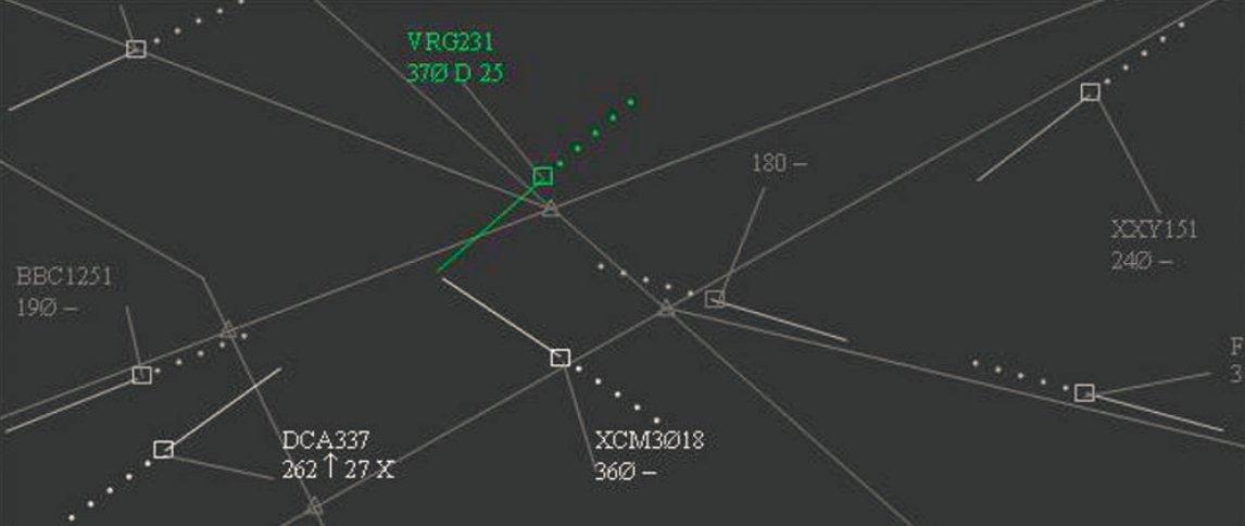 ATC loss of separation