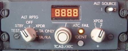B737 TCAS